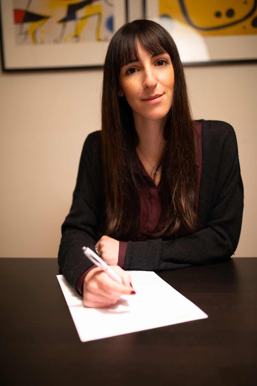 Stefania Ciaccia - Psicologa Brescia