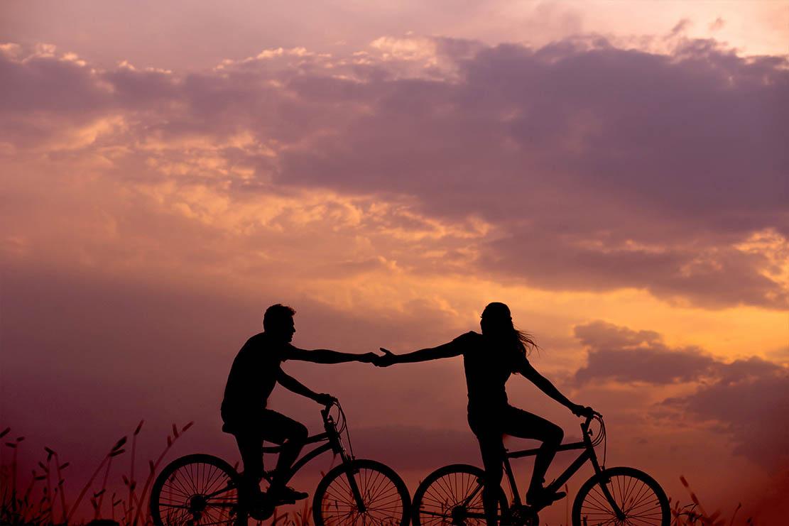 abbandono-persone in bici